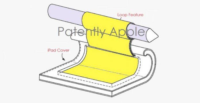 پتنت جدید اپل برای گم نشدن Apple Pencil !