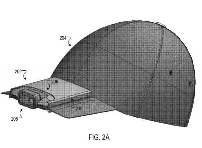 ثبت اختراع جدید گوگل: کلاهی با دوربین هوشمند