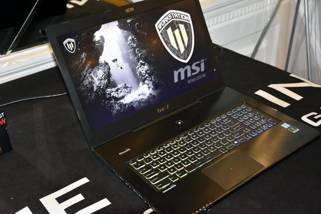معرفی سری جدید لپ تاپ های MSI در ایران