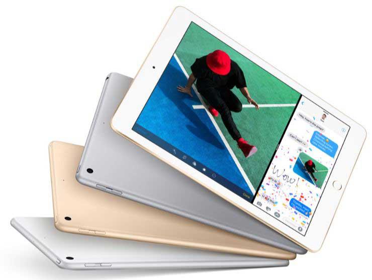 آیپد 9.7 اینچی رسما معرفی شد؛ فقط 329 دلار