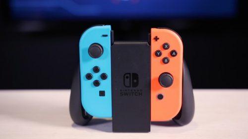 کنسول بازی نینتندو سوئیچ - joy-con nintendo switch