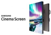 سینمای سامسونگ میآید؛ 408 اینچ همراه با HDR و 4K !