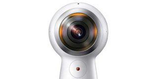 این Gear 360 جدید است؛ دوربین جدید سامسونگ