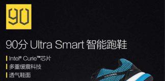 کفش هوشمند 44 دلاری شائومی در همکاری با اینتل معرفی شد