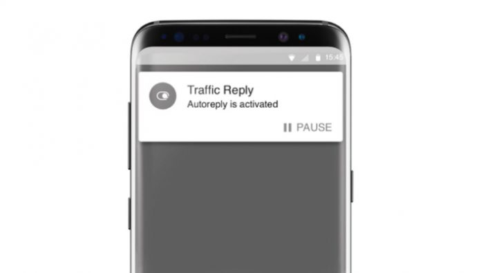 معرفی اپ In Traffic Reply توسط سامسونگ برای جلوگیری از تصادف