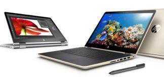 معرفی همه مدلهای جدید لپ تاپ HP سری x360