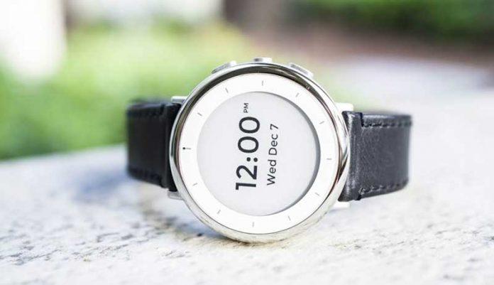 این Study Watch است ساعتی با پدر و مادر گوگلی