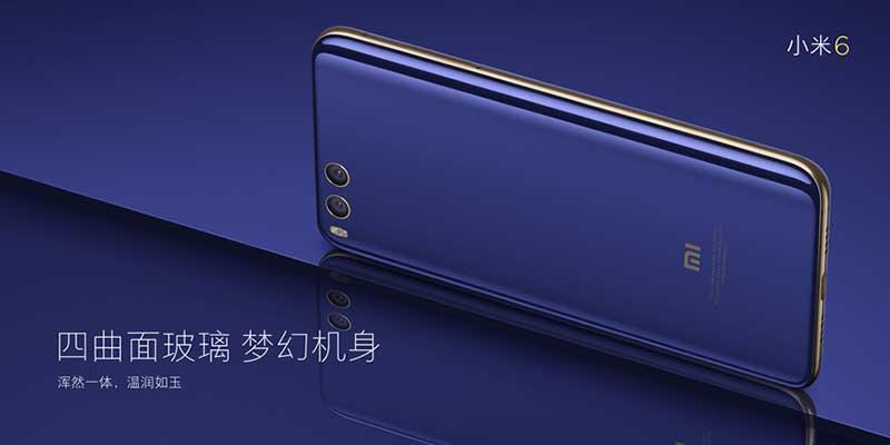 Xiaomi Mi 6 با قیمت کمتر از نصف گلکسی S8 رسما معرفی شد!