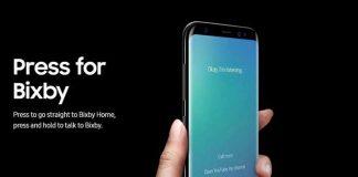 وظیفه دکمه Bixby گلکسی S8 را میتوان تغییر داد+ویدئو