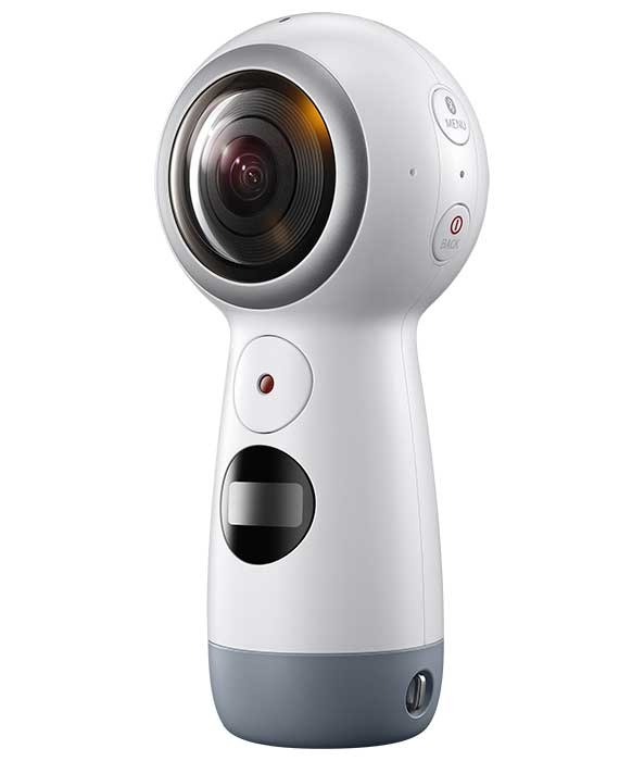 دوربین دیجیتال سامسونگ به تاریخ پیوست ؛ تمرکز روی VR