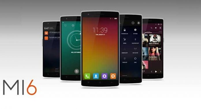 مشخصات پرچمدار Xiaomi Mi 6 مشخص شد فقط 289 دلار