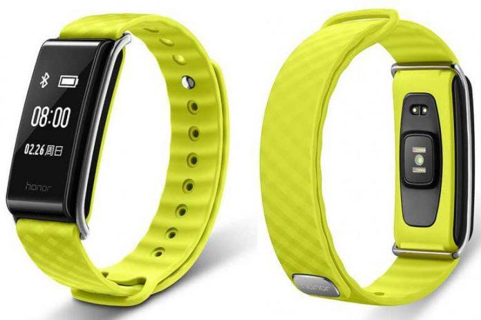 دستبند چدید هواوی Band A2 معرفی شد؛ فقط 30 دلار!