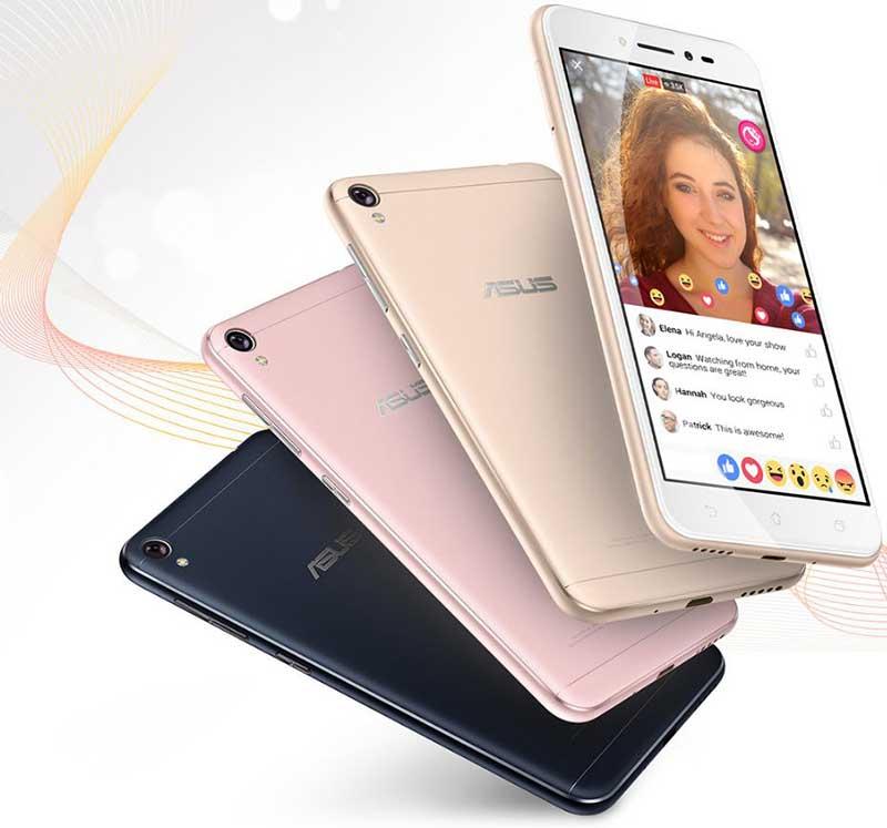 ایسوس معرفی کرد : Zenfone Live -زیبایی در همه لحظات