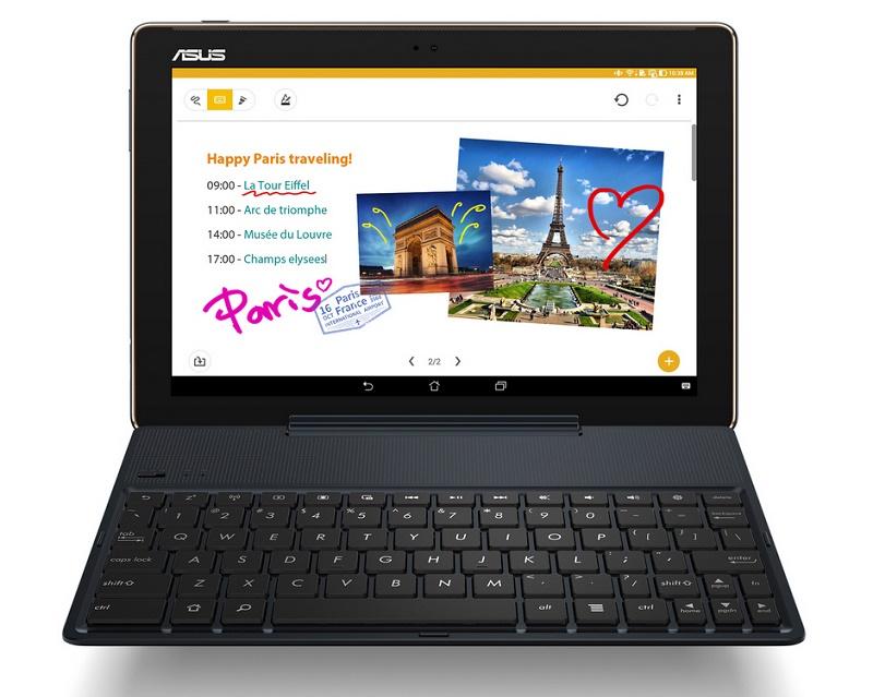 معرفی دو تبلت Zenpad 10 جدید ایسوس