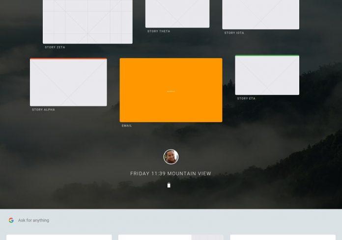 گوگل سیستمعامل جدید طراحی میکند؟ تصاویری از Fuchsia