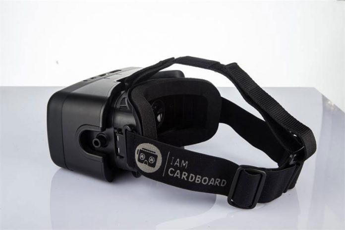 گوگل در حال ساخت عینک VR مستقل از موبایل است؟