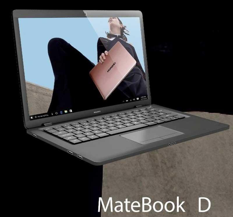 معرفی لپتاپهای Matebook X و Matebook D هواوی؛ جایگزین مکبوک؟