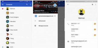 با اپلیکیشن جدید گوگل کنتاکت 2 آشنا شوید