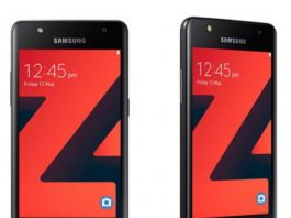سامسونگ Z4 با سیستمعامل تایزن رسما معرفی شد