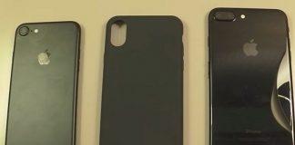مقایسه آیفون8 با آیفون 7 و 7 پلاس+ویدئو