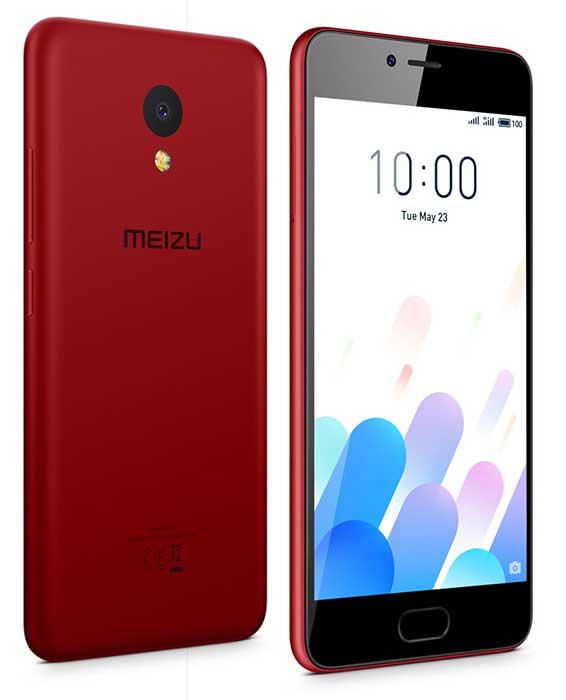Meizu M5c معرفی شد؛ دنیایی از رنگهای شاد
