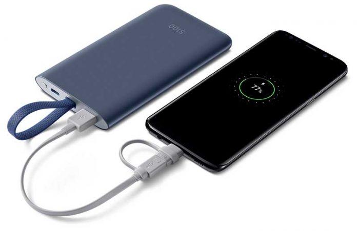 در S8 و +S8 با صفحهنمایش روشن از شارژ سریع خبری نیست؟