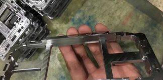 فریم فلزی آیفون8 لو رفت ؛ از نزدیک ببینید