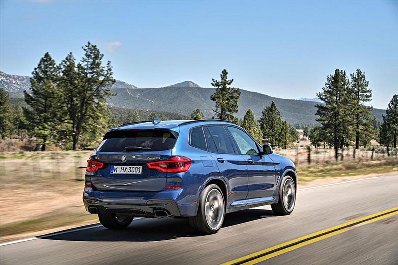 همه آنچه میخواهید در مورد BMW X3 2018 بدانید