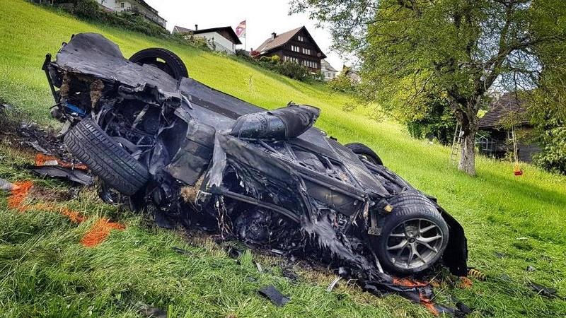 Rimac Concept One خودرویی که ریچارد هموند را تا لبه مرگ برد!