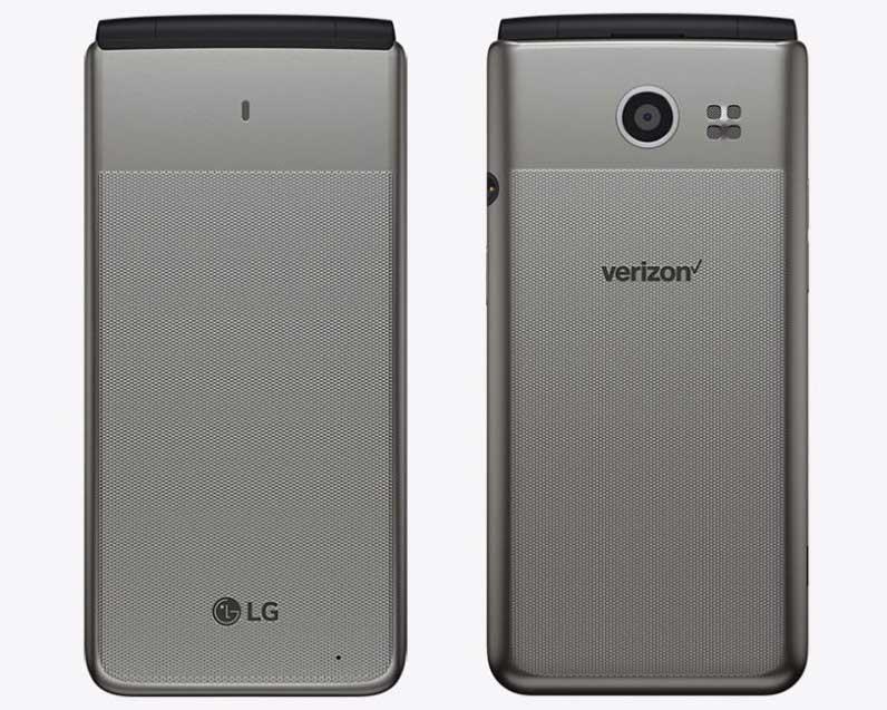مغرفی گوشی تاشوی بدون سیستمعامل LG Exalt LTE