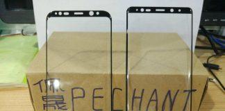 تفاوت ظاهری Galaxy Note 8 گلکسی +S8 + عکس
