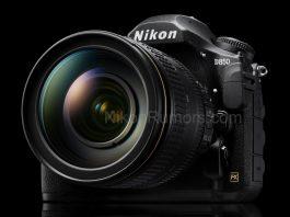 تصاویر سری رخنه کرده از دوربین جدید Nikon D850