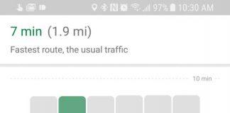 با گوگل مپ جدید به موقع راه بیفتید تا به ترافیک نخورید