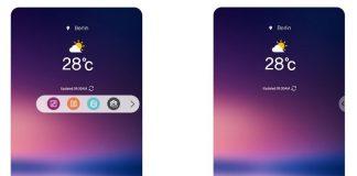 صفحه نمایش دوم LG V30 نرمافزاری میشود!