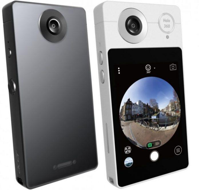 IFA 2017 : دو دوربین 360 درجه و لپتاپهای متعدد و چدید ایسر