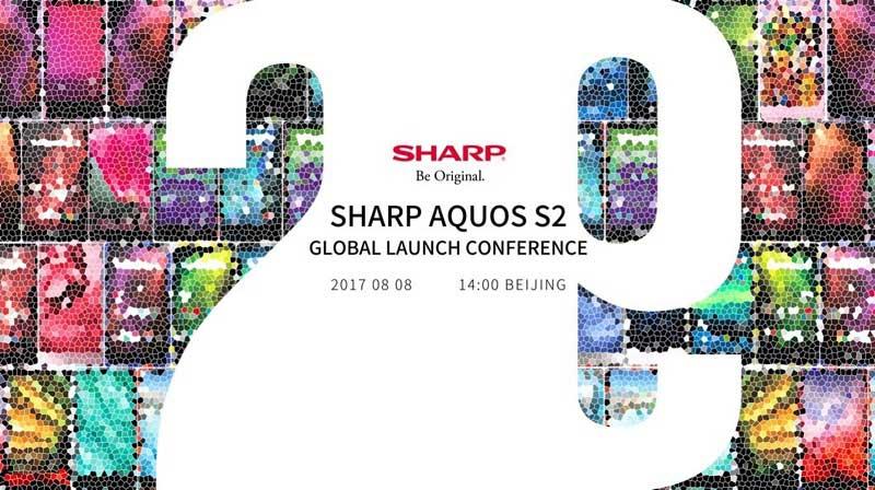 سه روز تا معرفی شارپ AQUOS S2 : صفحهنمایش 5.5 در بدنه 5 اینچی!