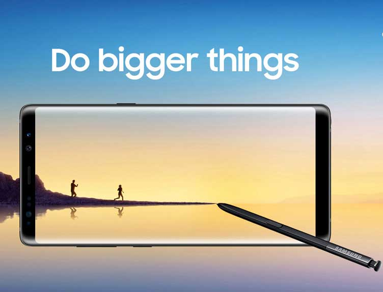 DisplayMate: گلکسی نوت8، بهترین صفحه نمایش موبایلی