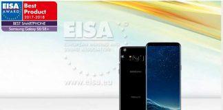 سه دیوایس هواوی برنده جایزه EISA ؛ گلکسی S8 بهترین اسمارتفون