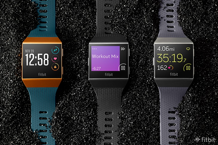 با فیت بیت Ionic آشنا شوید ؛ اولین اسمارتواچ Fitbit