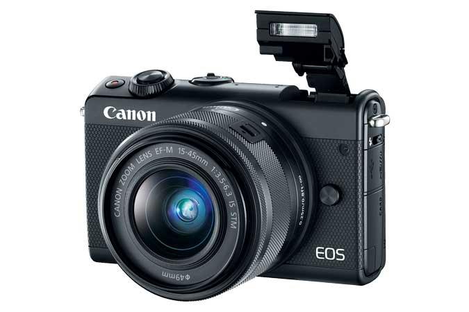 دوربین کانن M100 آمد؛ کامپکت 24 مگاپیکسلی جانشینی برای M10