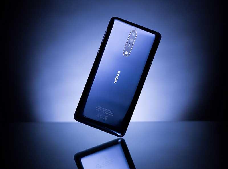 معرفی رسمی نوکیا 8با سه دوربین زایس، قیمت 599 یورویی