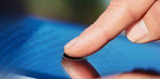 گلکسی نوت 9 اولین گوشی سامسونگ با اثر انگشت درون صفحهنمایش؟