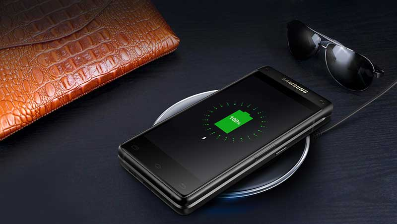 سامسونگ G9298 آمد گوشی تاشوی جدید سامسونگ