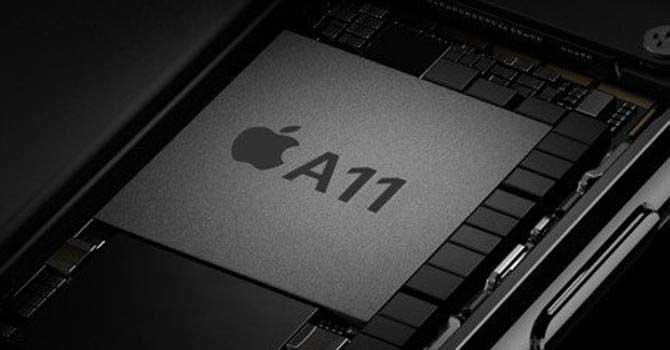 پروسسور Apple A11 آیفون جدید 6 هسته همزمان فعال دارد!