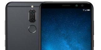معرفی هواوی Mate 10 لایت با نام Maimang 6؛ 5.9 اینچ 4 دوربین