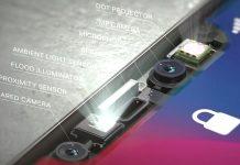 دوربین TrueDepth آیفون 10 همان دوربین کینکت ایکسباکس است!
