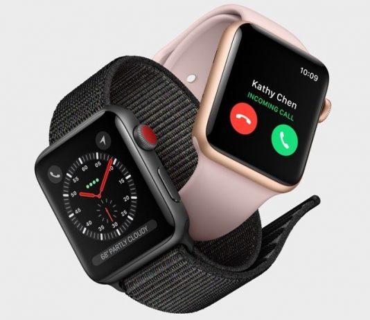 بازگشایی جعبه ساعت اپل سری 3 ؛ تفاوتها را ببینید