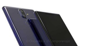 Nokia 9 با صفحهنمایش فولاسکرین و کنارههای خمیده میآید+ویدئو