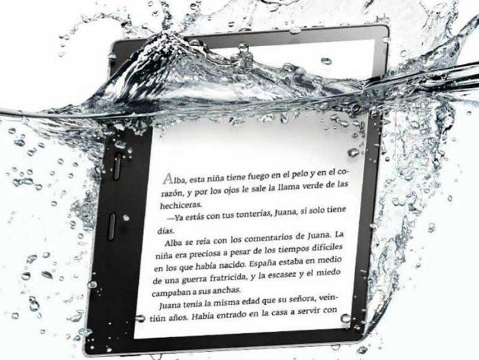 معرفی کتابخوان جدید آمازون کیندل Oasis : هفت اینچ، 250 دلار