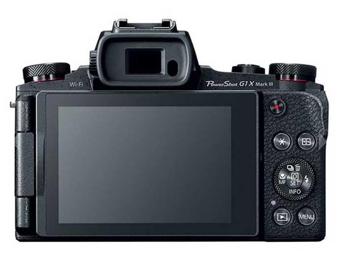 معرفی دوربین کانن G1 X Mark III : کامپکت پیشرفته